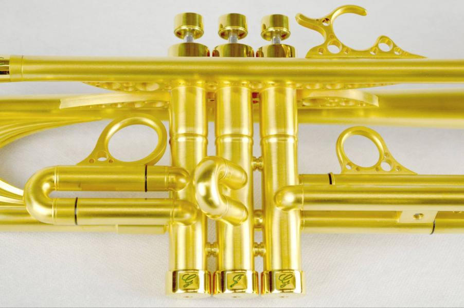 Harrelson Summit ONE Trumpet - custom build options....