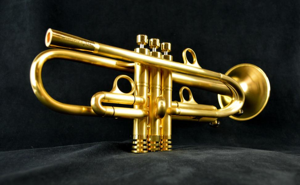 Harrelson Summit Trumpet - Standard, Jazz or Lead configuration..