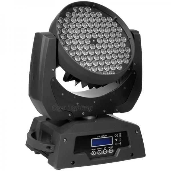 Led Moving Head Wash 108x3W RGBW