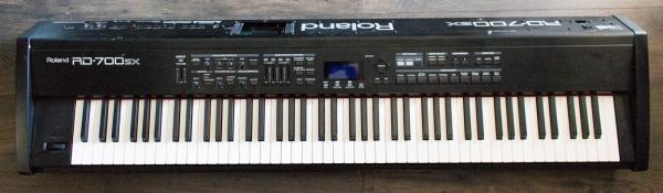 Roland RD-700SX 88 Key Stage Digital Piano Electronic Keyboard
