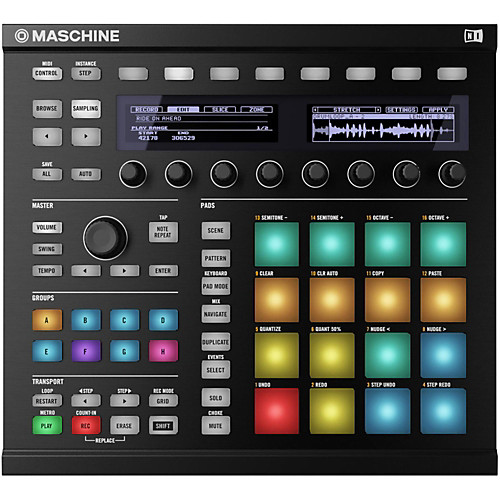 MASCHINE 2 + software + KOMPLETE select