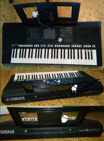Yamaha PSR S950 Workstation