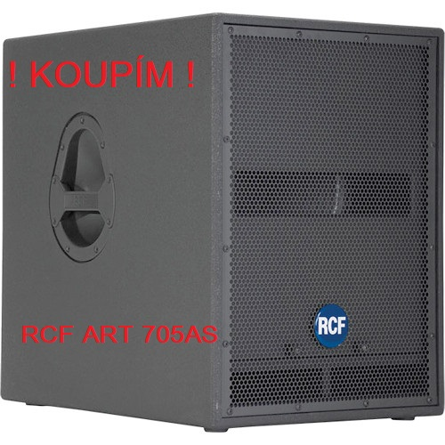 !Koupím! RCF ART-705AS