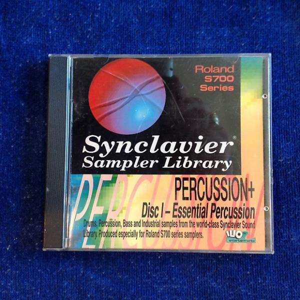 Synclavier essential percussion