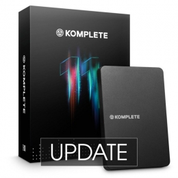 Native Instruments Komplete 11 CRG (Win/Mac)