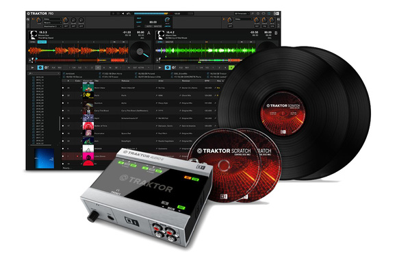 traktor scratch audio 6 dj