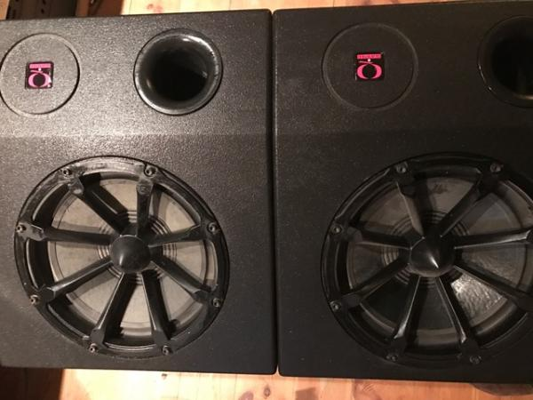 "2x Quested VS1112 12"" Surround Subwoofer"