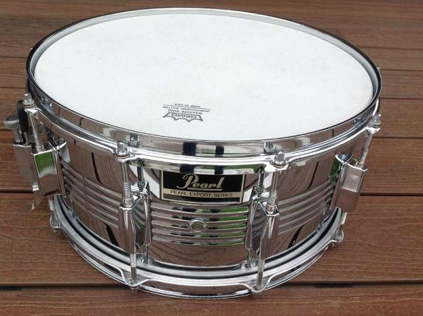"Predám Pearl Export SteelSeries Snare 14 ""x 7"""
