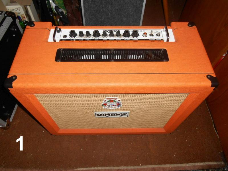Orange Rockerverb 50 MK1