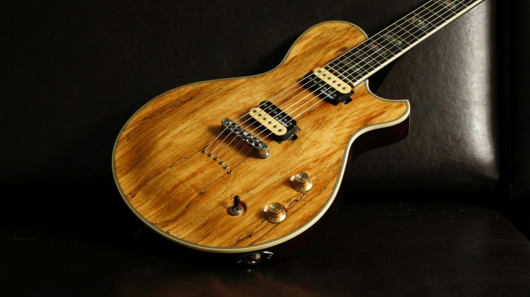 Michael Kelly Patriot LTD Spalted Maple