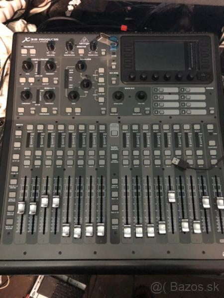 Behringer X32 PRODUCER cena s original CASE !!!