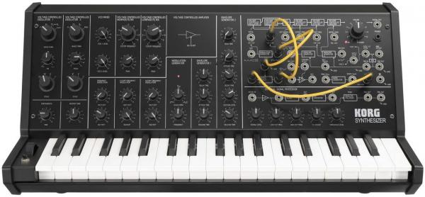 Korg MS-20 mini Monophonic Analog Synthesizer