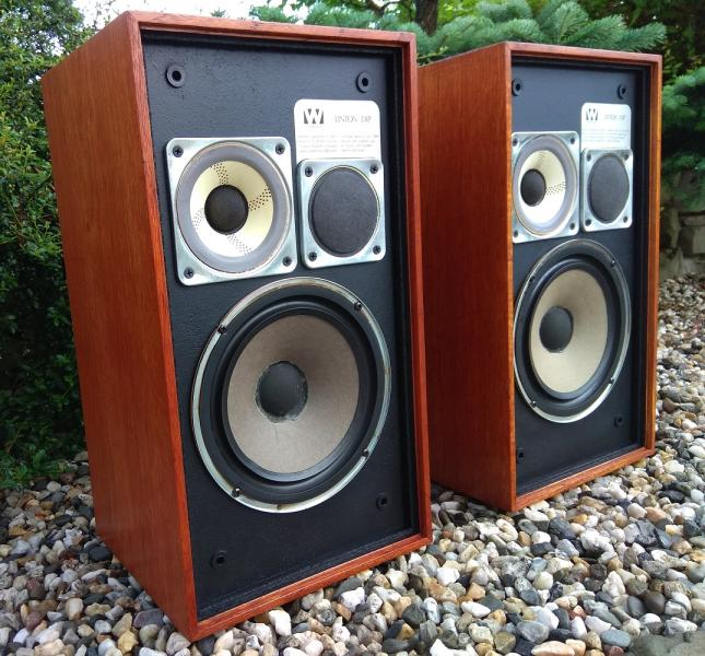 Reprobedny WHARFEDALE Linton 3XP - Made in England - 1975