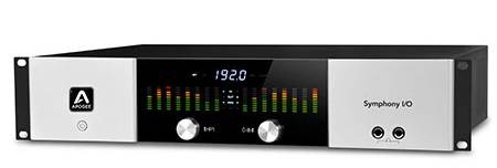 Apogee Symphony I/O MK I High-end Audio Interface. 24 IN 24 OUT 8 AES