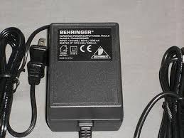 PRODÁM behringer mxul2 power supply