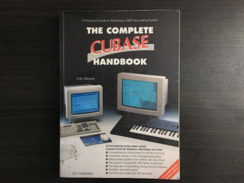 The Complete Cubase Handbook