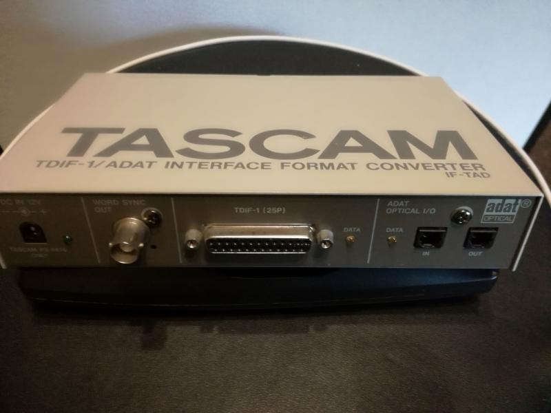 TASCAM IF-TAD