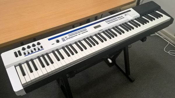 Casio PX-5S stage piano, synthesizer, controller