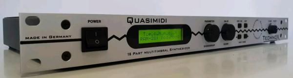 Quasimidi Technox - kvalita Made in Germany!