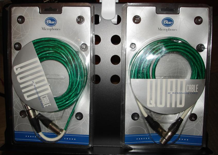 Blue Microphones Quad Cable