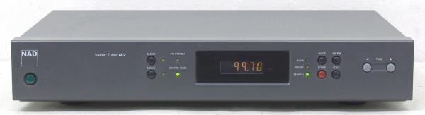 AM / FM receiver NAD