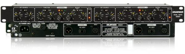 Drawmer DS 201 - dual noise gate