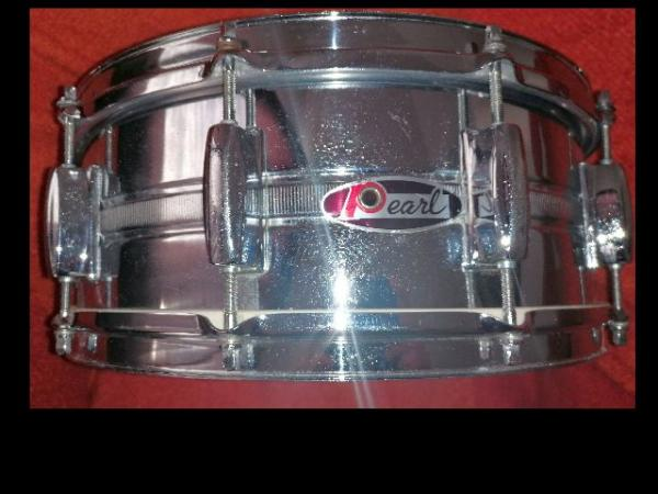 Predám vintage DELUXE SNARE Pearl Prezident 60 r.