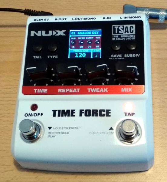 Nux Time Force - Prodáno