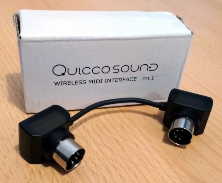 Quicco Sound mi.1 Bluetooth LE MIDI Interface