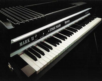 Rhodes Mark II 88 Stage Piano (1981)