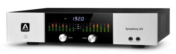Apogee Symphony I/O MK I High-end Audio Interface. 16 IN 16 OUT