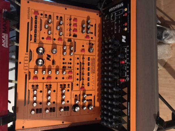 Analogue Solutions - FUSEBOX