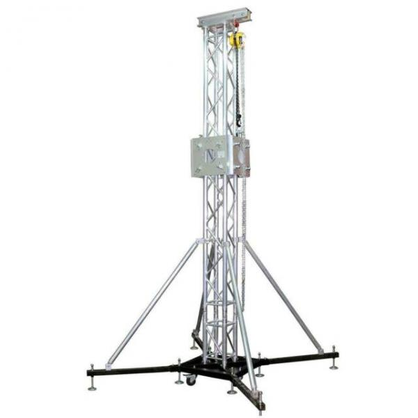 4 X Komplet Ground support Global Truss