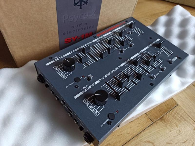 syncussion sy-1m
