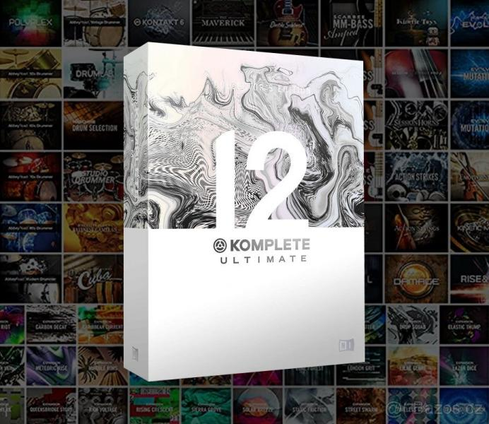 Native Instruments - KOMPLETE 12 Ultimate Collectors Edition Win/Mac