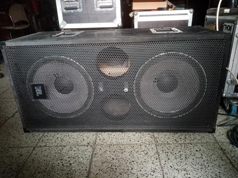 "Prodám JBL Sound Power Series 1746, 2x 15"" Bass"