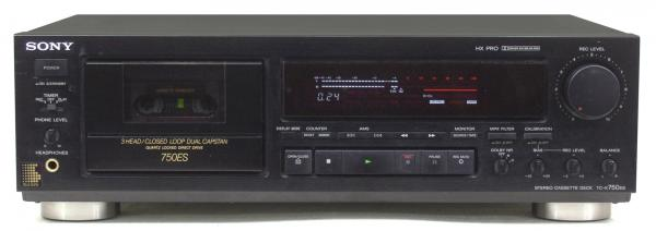 Direct-Drive CD-deck SONY 3 motory, 3 hlavy