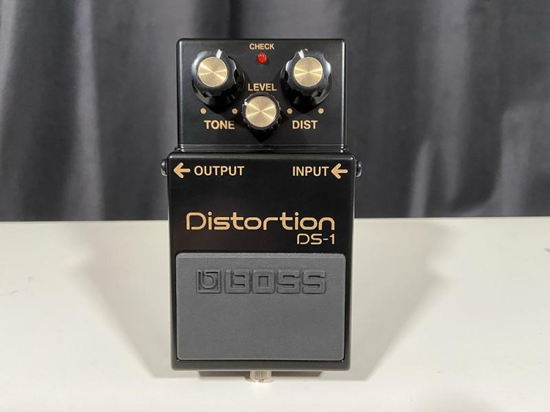 Boss DS-1 40th Anniversary Distortion