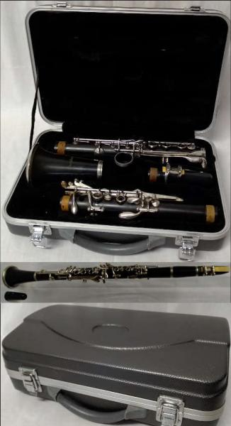 Klarinet - Boosey & Hawkes - Syphony - Made In England