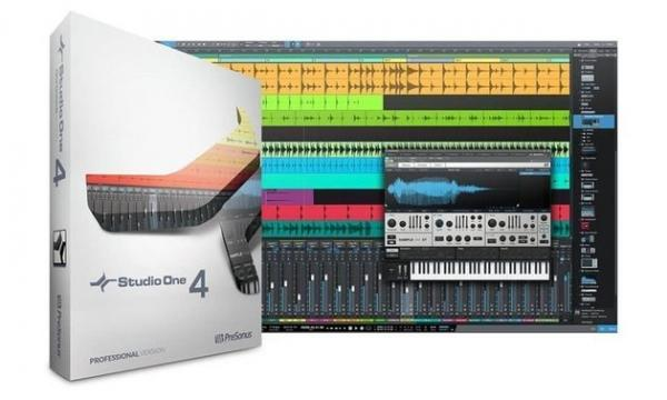 Presonus STUDIO ONE 4.6.5 Professional