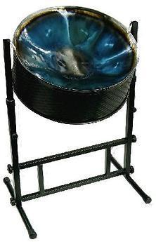 Steel drum / hung- Pan with stand