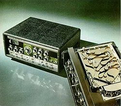 Roland Space echo RE-201 vintage analog tape delay/spring reverb - PREDANÉ